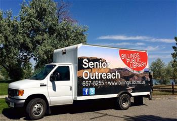 Senior Outreach Truck