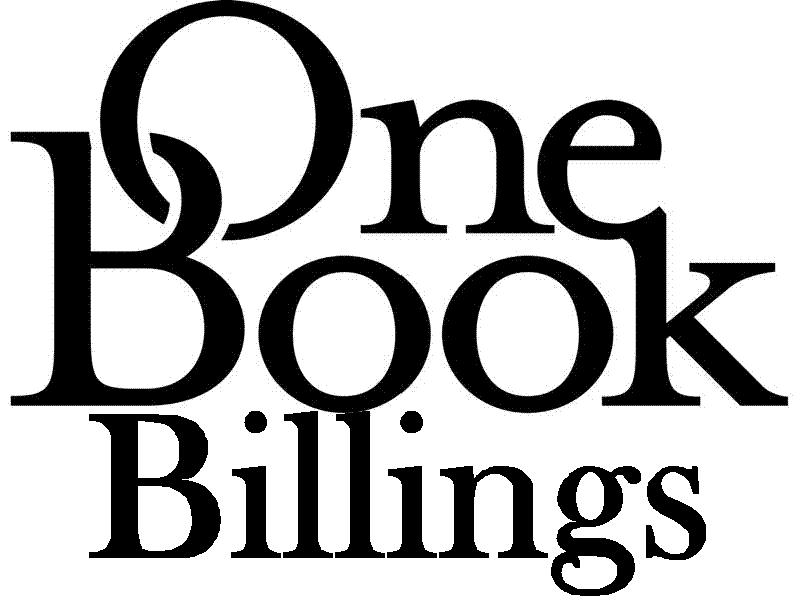One Book Billings Logo