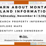 Montana Cadastral Information about Land