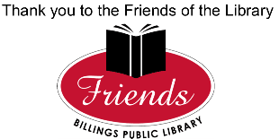 Thank you to the friends with logo