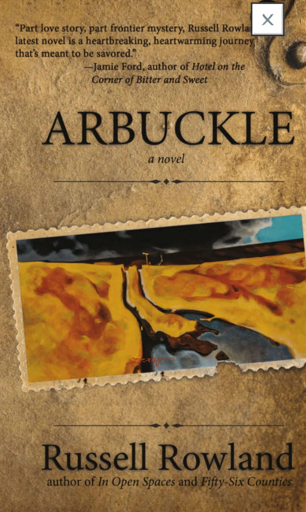 Arbuckle by Russell Rowland