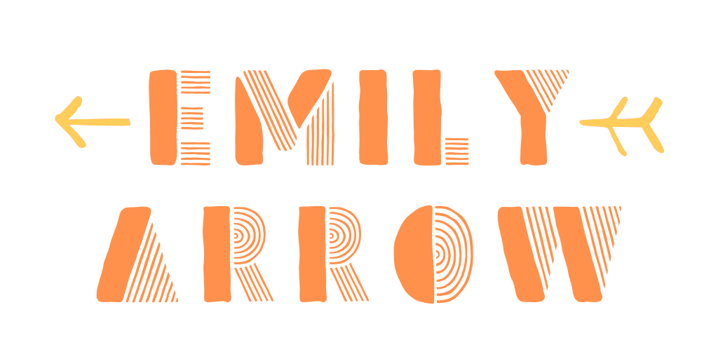 Emily Arrow Logo Opens in new window