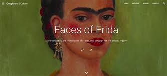 Faces of Frida Online Art Exhibition